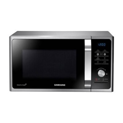 Samsung MS23F301TAS 23 Litre Solo Microwave - Silver