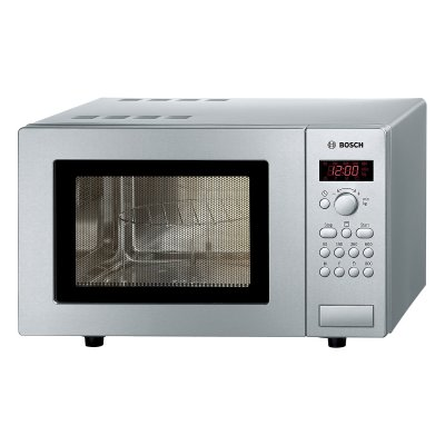 Bosch HMT75G451B 17 Litre Microwave & Grill - Stainless Steel