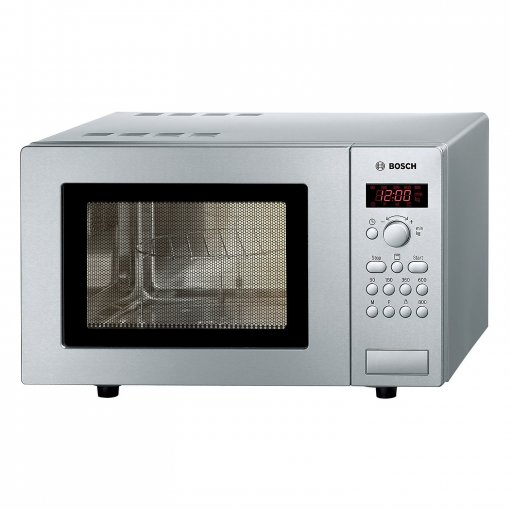 Bosch HMT75G451B17 Litre Microwave & Grill - Stainless Steel