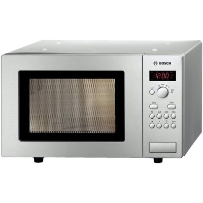 Bosch HMT75M451B 17 Litre Microwave - Stainless Steel