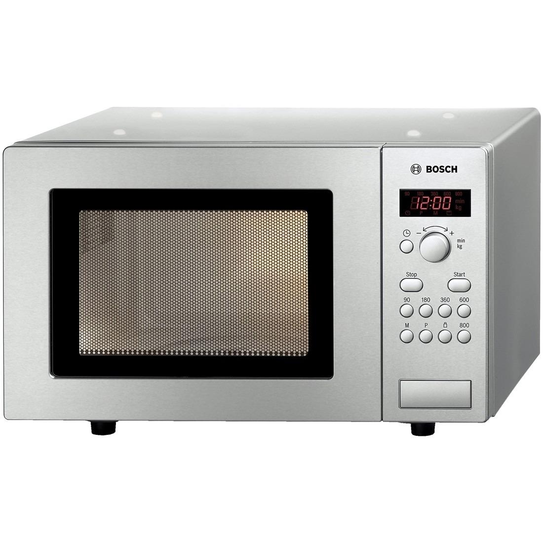 Bosch HMT75M451B17 Litre Microwave - Stainless Steel