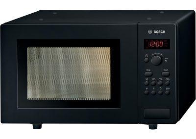 Bosch HMT75M461B 17 Litre Microwave - Black