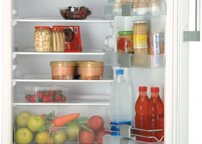 Blomberg TSM1551P 55cm Undercounter Larder Fridge - White - A+ Rated