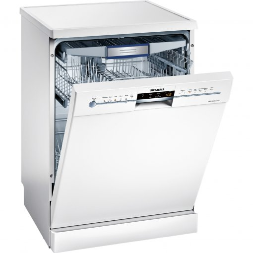 Siemens  SN236W02NG Full Size Dishwasher with VarioDrawer Tray - White - A++ Rated
