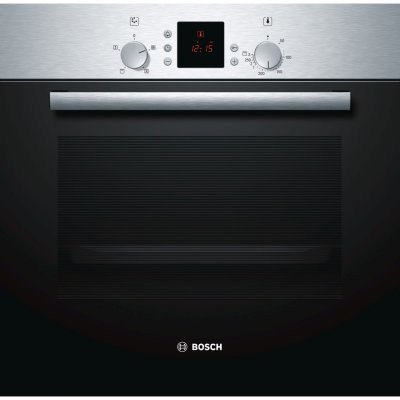 Bosch HBN531E1B Built In Electric Single Oven - Stainless Steel - A Rated
