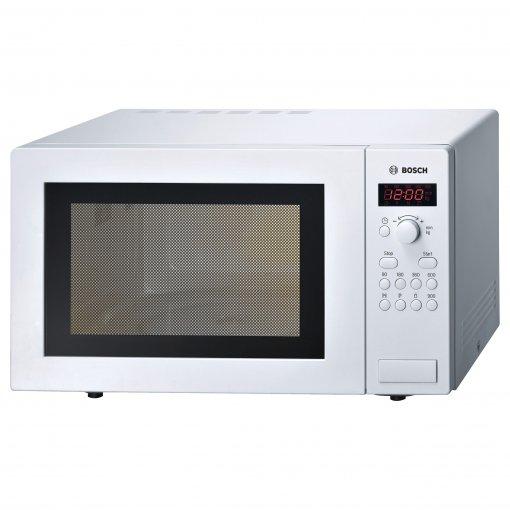 Bosch HMT84M421B25 Litre Microwave - White