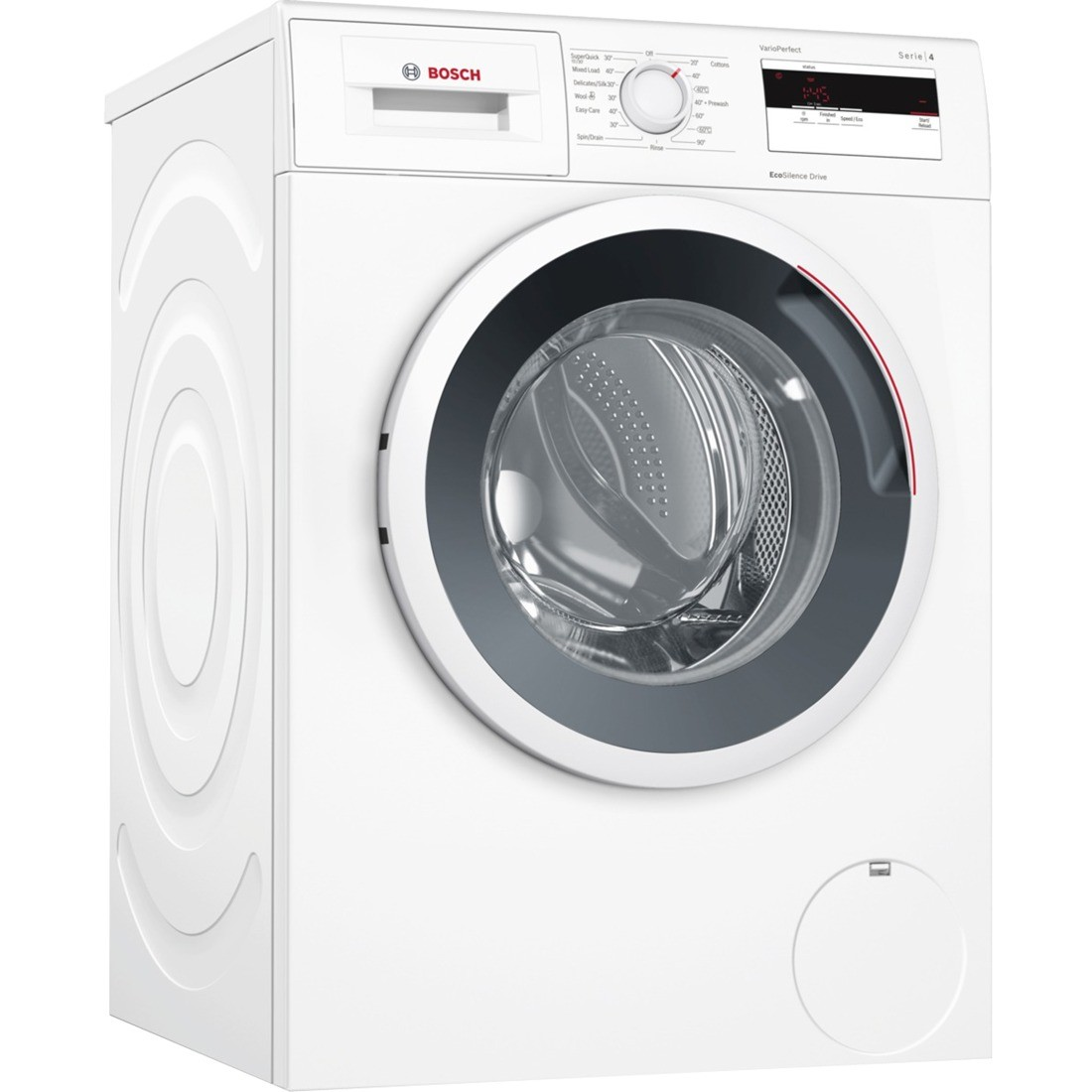 Bosch WAN24100GB 7kg 1400 Spin Washing Machine - White - A+++ Rated