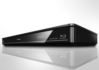 Panasonic DMP-BDT380EB