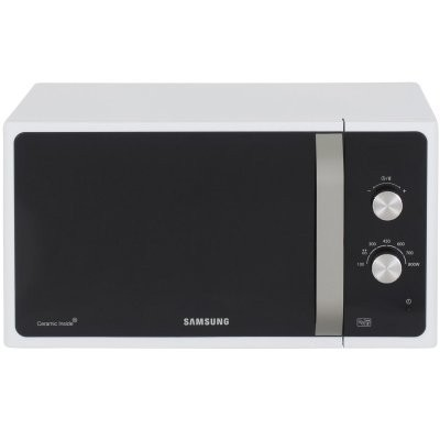 Samsung MS23F301EAW23 Litre Solo Microwave - White