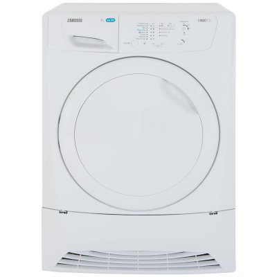 Zanussi ZDP7202PZ 7kg Condenser Tumble Dryer - White - B Rated