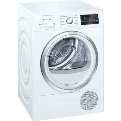 Siemens WT46G491GB Condenser Tumble Dryer - White - B Rated