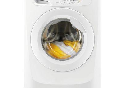 Zanussi ZWF91283W9kg 1200 Spin Washing Machine - White - A+++ Rated