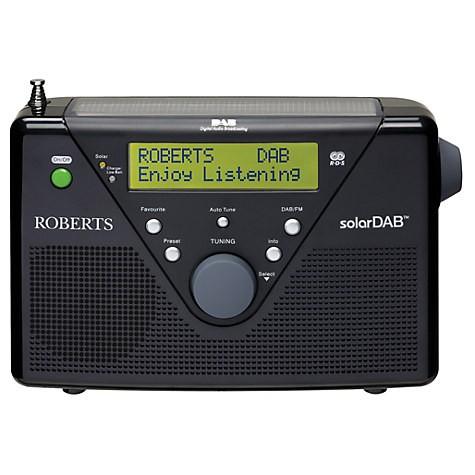 Roberts SOLARDAB 2