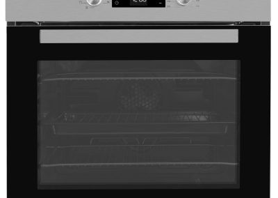 Beko CIF81X Built In Electric Programmable Single Oven - Stainless Steel - A Rated