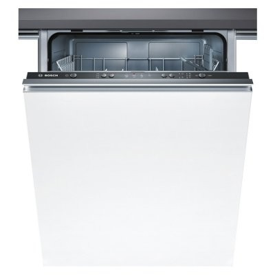 Bosch SMV40C40GB Integrated Full Size Dishwasher - Black Control Panel - A+ Rated