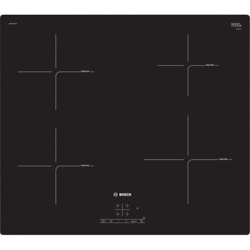 Bosch PUE611BF1B 60cm Induction Hob - Black