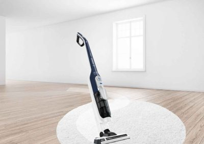 Bosch BCH6HYGGB ProHygienic Athlet Cordless Vacuum Cleaner - 60 Minute Run Time