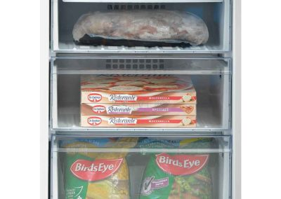 Beko CCFM1552W 55cm Frost Free Fridge Freezer - White - A+ Rated