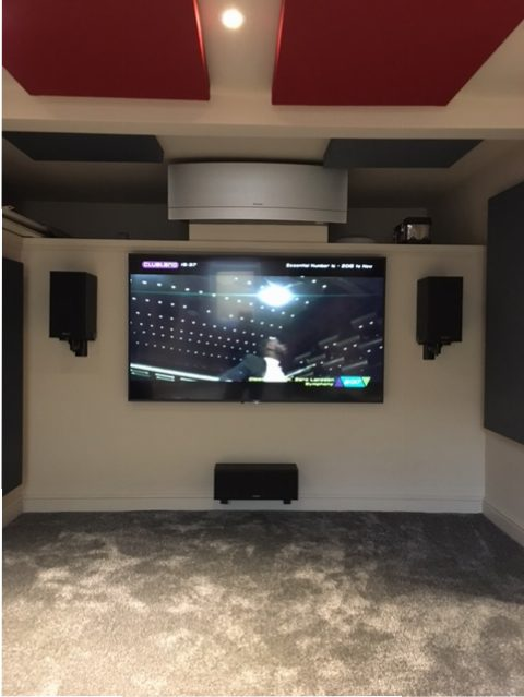 Super Cool Home Cinema!