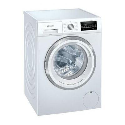 Siemens WM14UT93GB 9kg 1400 Spin Washing Machine - White - A+++ Rated