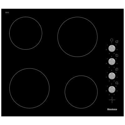 Blomberg MKN24001 60cm Ceramic Hob - Black