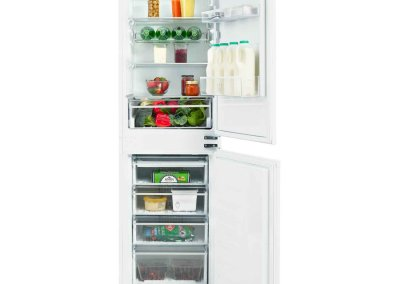 Blomberg KNM4561I Integrated Frost Free Fridge Freezer - A+ Rated