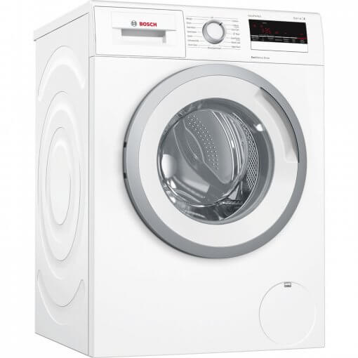 Bosch WAN28201GB 8kg 1400 Spin Washing Machine - White - A+++ Rated