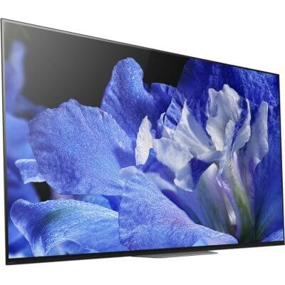 """Sony KD55AF8 55"""" 4K HDR OLED TV - Freeview Play - Android Smart - YouView - Acoustic Surface"""