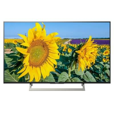 "Sony KD43XF8096BU  43"" 4K UHD Smart TV Android - Freeview HD - YouView"