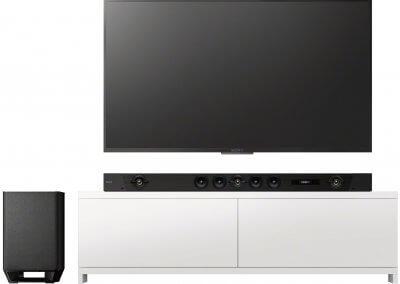 Sony HTST5000CEK Soundbar 7.1.2 Dolby Atmos 800w - 4K HDR Pass through - WiFi - Bluetooth Subwoofer