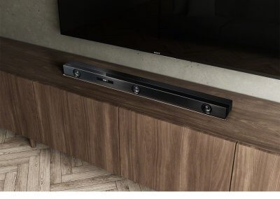 Sony HTZF9CEK 3.1annel Soundbar Wireless 400w Dolby Atmos - Bluetooth - Wirless Subwoofer