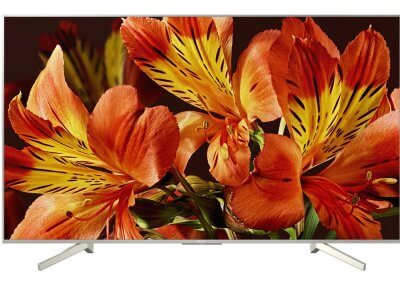 "SONY KD55XF8577SU 55"" 4K UHD TV LED HDR 4K Smart Android - Freeview HD - YouView"