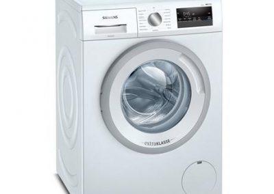 Siemens extraKlasse WM14N191GB 7kg 1400 Spin Washing Machine - White - A+++ Energy Rated