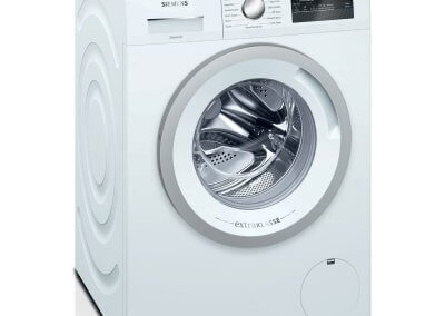 Siemens WM14N190GB  7kg 1400 Spin Washing Machine - White - A+++ Rated