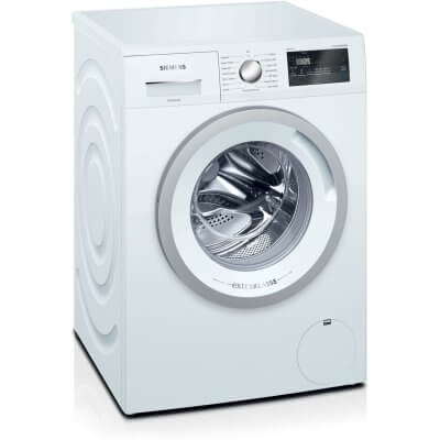 Siemens WM14N190GB  7kg 1400 Spin Washing Machine - White - A+++ Rated