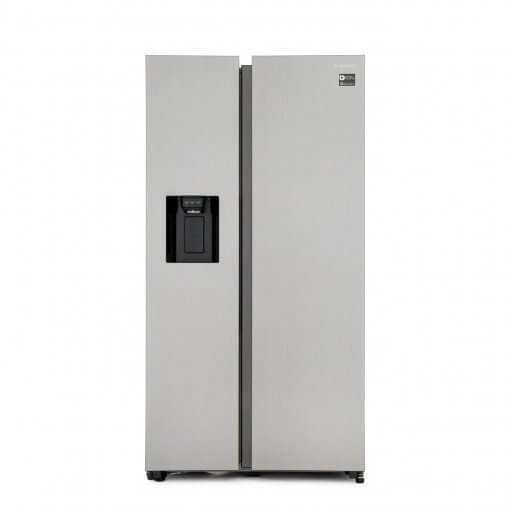 Samsung RS68N8220S9 American Style Fridge Freezer - Silver - A+ Rated