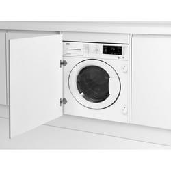 Beko WDIC752300F2 Integrated 7kg/5kg 1200 Spin Washer Dryer - White - B Rated