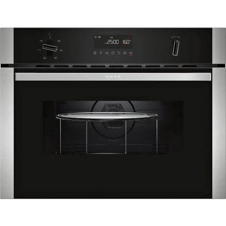NEFF C1AMG83N0B Electric Built-in Microwave with hot air function.
