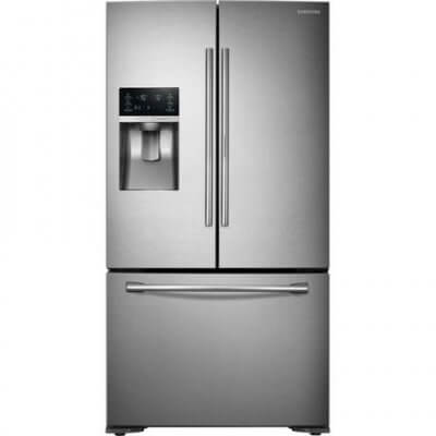 Samsung RF23HTEDBSR American Fridge Freezer - Stainless Steel