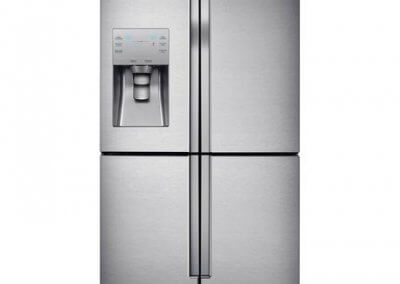 Samsung RF56J9040SR American Fridge Freezer - Stainless Steel