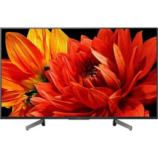 "Sony KD43XG8305BU 43"" 4K UHD HDR SmartTV Black"