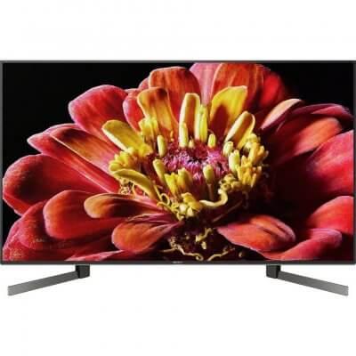 "Sony KD49XG9005BU 49"" 4K UHD HDR SmartTV Black"