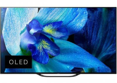 "Sony KD55AG8BU 55 ""OLED 4K UHD HDR Smart Android TV B Rated"