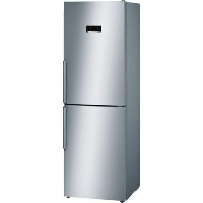 Bosch KGN34XL35G VitaFresh Fridge Freezer - Stainless Steel look - A++ Energy Rated