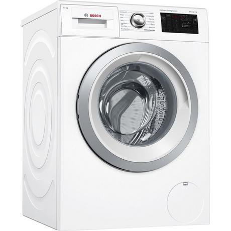 Bosch WAT286H0GB 9kg 1400 Spin i-DOS Washing Machine - White - A+++ Energy Rated
