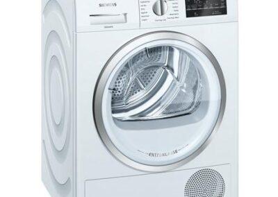 Siemens extraKlasse WT45W492GB 9kg Heat Pump Tumble Dryer - White - A++ Rated