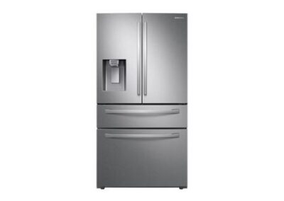 Samsung RF24R7201SR Frost Free American Style Fridge Freezer - Stainless - A+ Energy Rated