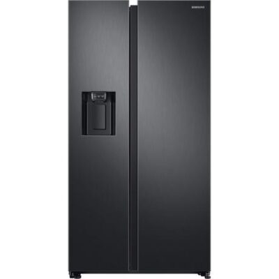 Samsung RS68N8230B1 American Style Fridge Freezer - Stainless Black - A+ Rated