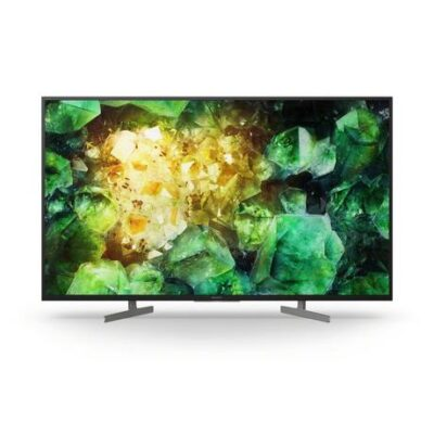 "Sony KD43XH8196BU 43"" 4K UHD Smart TV - A Energy Rated"