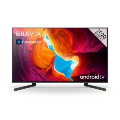 "Sony KD55XH9505BU 55"" 4K UHD Smart TV - B Energy Rated"